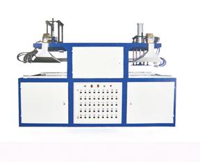 印刷定位吸塑成型机